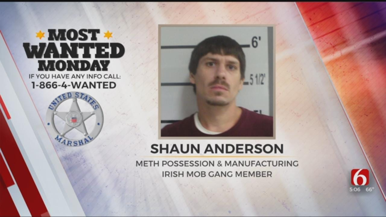 U.S. Marshals Searching Irish Gang Member Out Of Delaware County