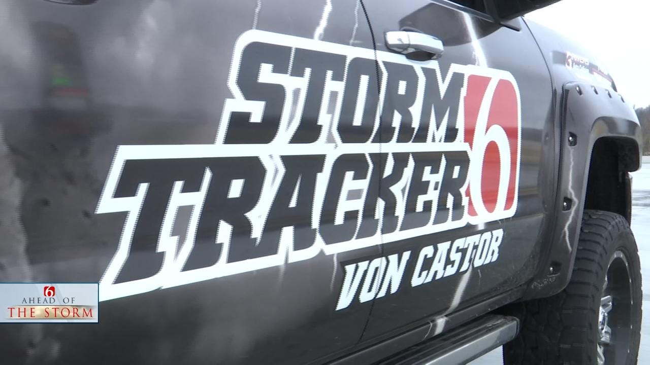 StormTracker Von Castor On The Road To Keep You Safe