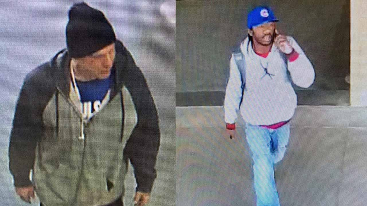 Tulsa Police Searching For Suspects Who Stole Backpack Full Of Wine