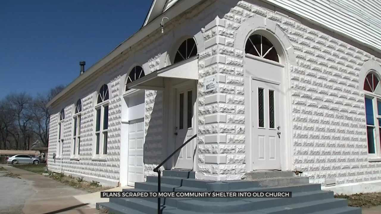 Claremore Churches Plan To Open, Fund Emergency Shelter