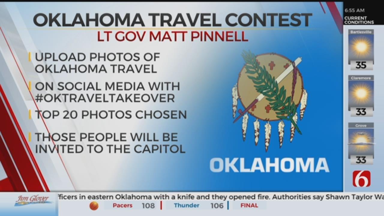 Oklahoma Lt. Governor Holds Social Media Contest