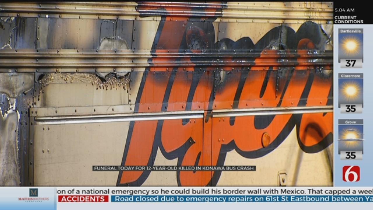 Konawa Bus Crash Victim Remembered
