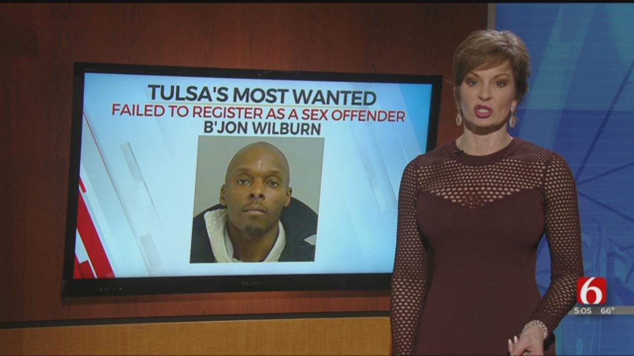 Tulsa Most Wanted Has Prior Conviction For Sexual Assault