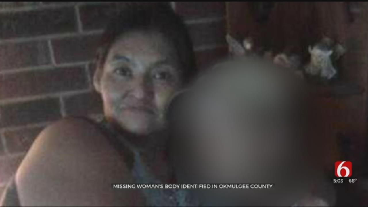 Okmulgee County Sheriff Confirms Identity Of Body Found