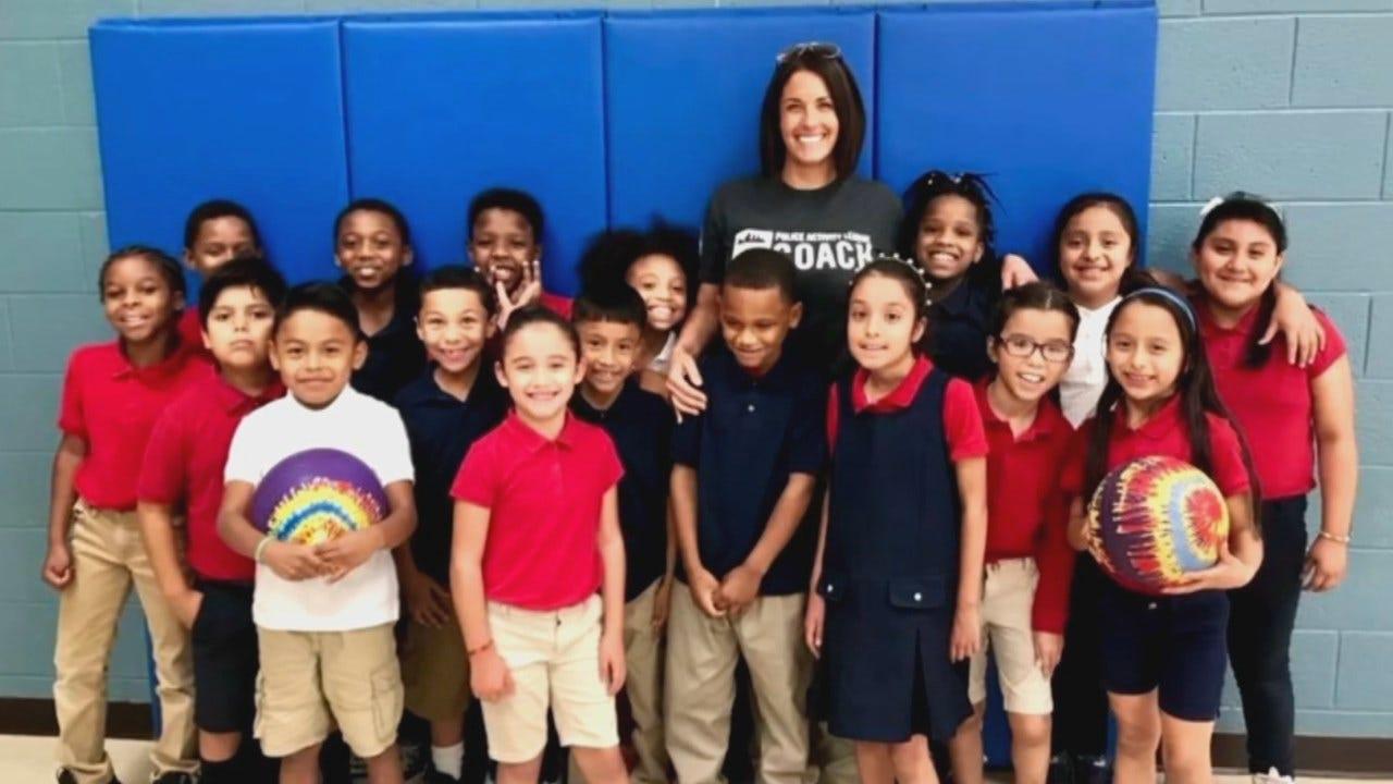 Khara Rogers: Tulsa Rotary Officer of the Year