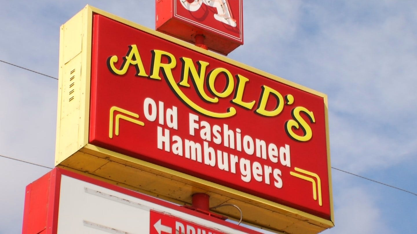 Arnold's Old Fashioned Hamburgers To Open Temporary Location