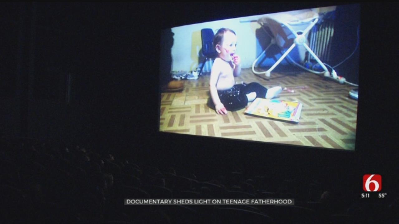 TPS Documentary Sheds Light On Teenage Fatherhood