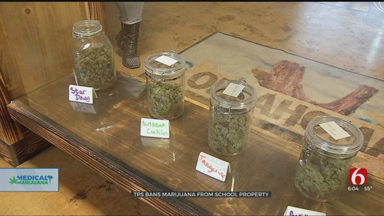 TPS Bans Medical Marijuana Use On School Property