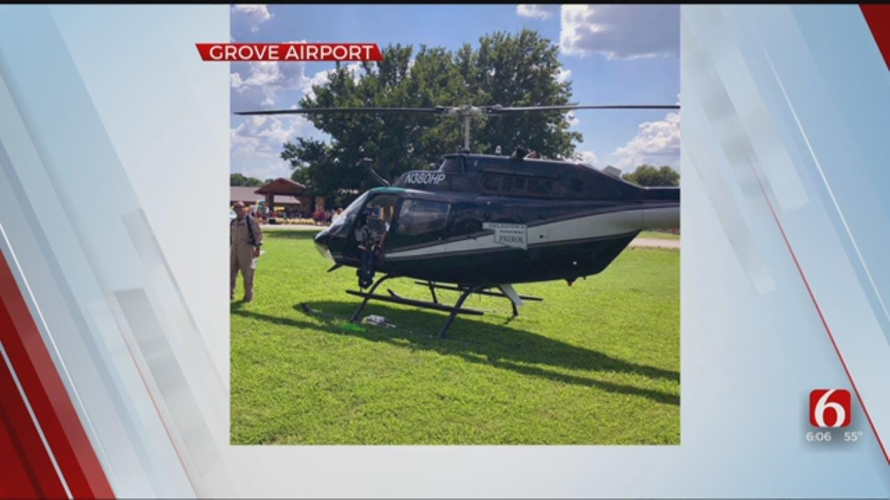 Governor To Disband Oklahoma Highway Patrol's Aviation Unit