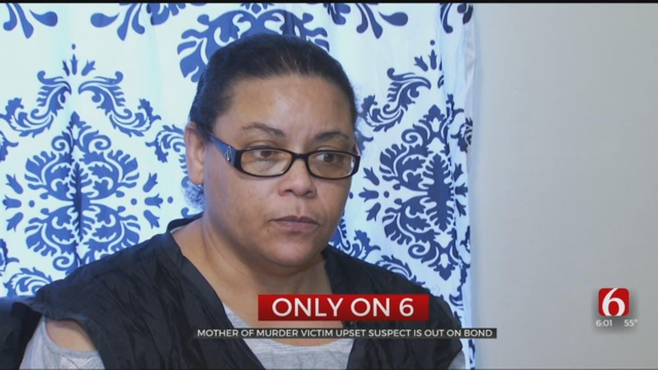 Mother Upset After Man Charged In Daughter's Death Bonds Out Of Jail