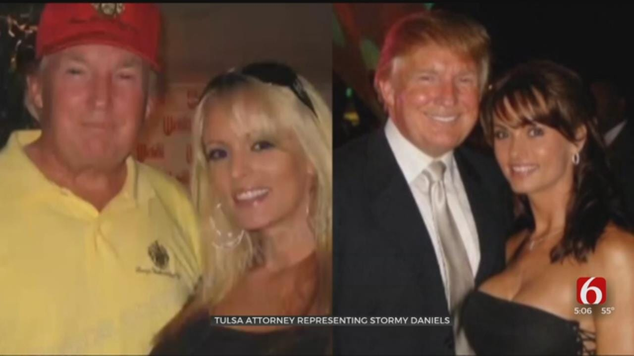 Tulsa Lawyer Clark Brewster Agrees To Represent Stormy Daniels