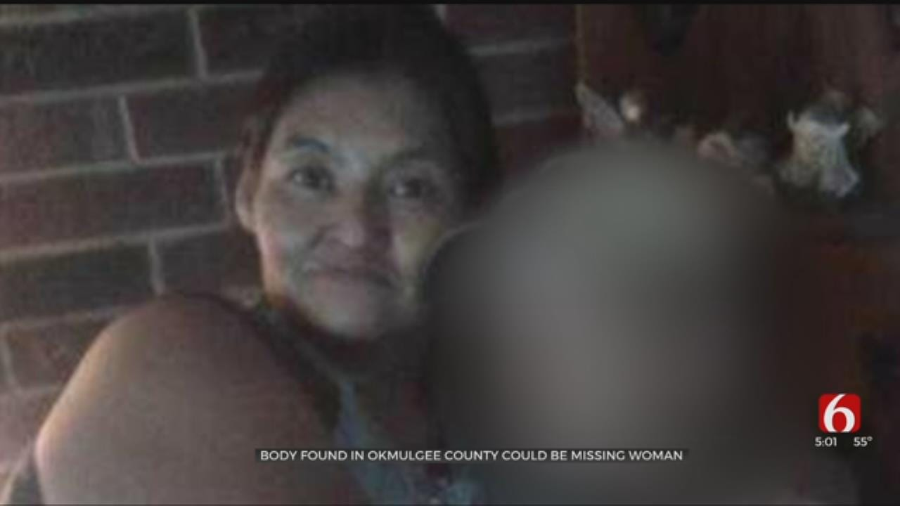 Deputies Investigate Body Found In Okmulgee County River