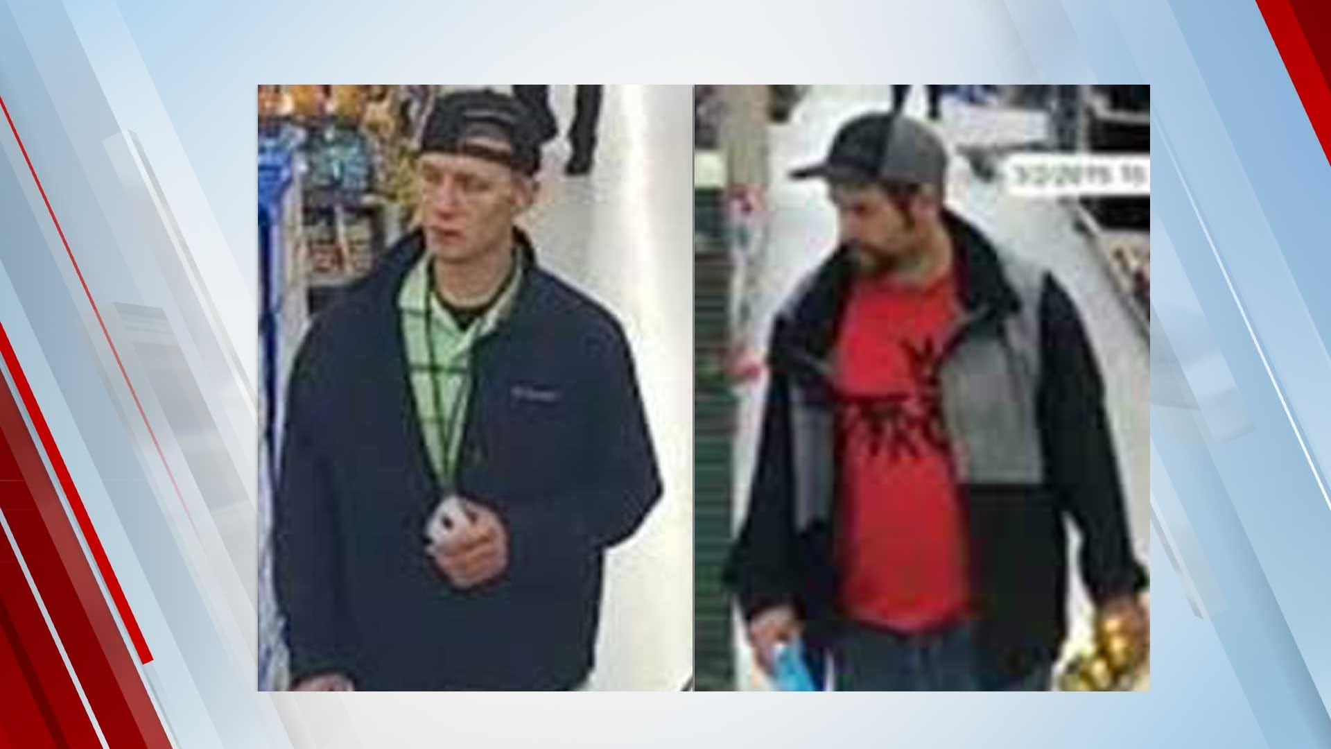 Owasso Police Look For Credit Card Fraud Suspects