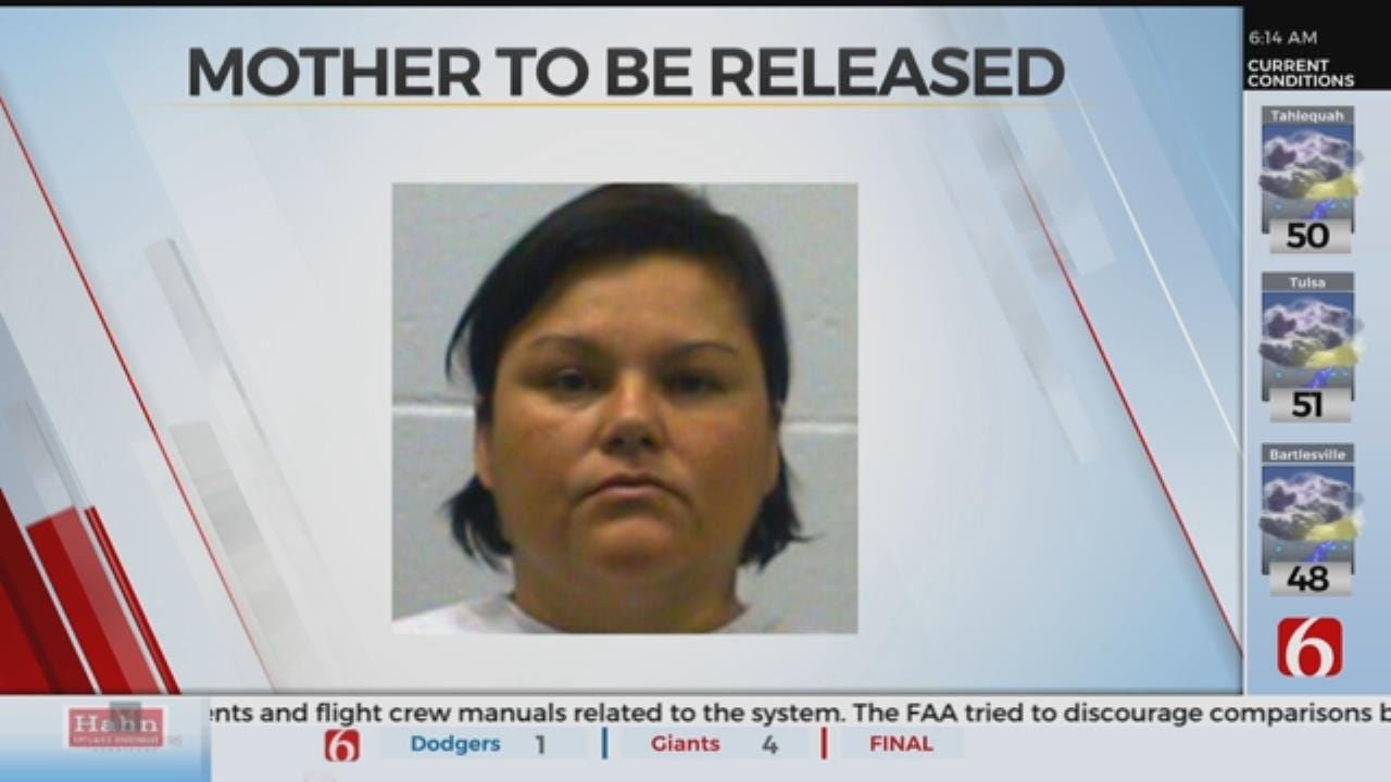 Mother Convicted Of Aiding Sons In Fatal Hit-And-Run Released From Prison
