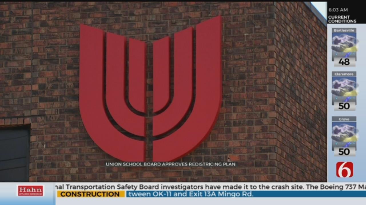 Union School Board Approves Redistricting Plan