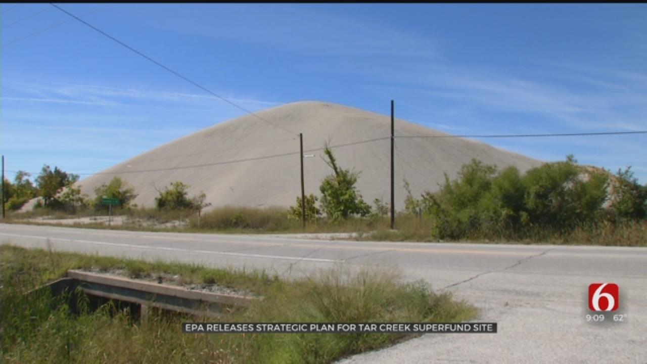 EPA Announces Strategic Plan to Improve Tar Creek Cleanup Progress