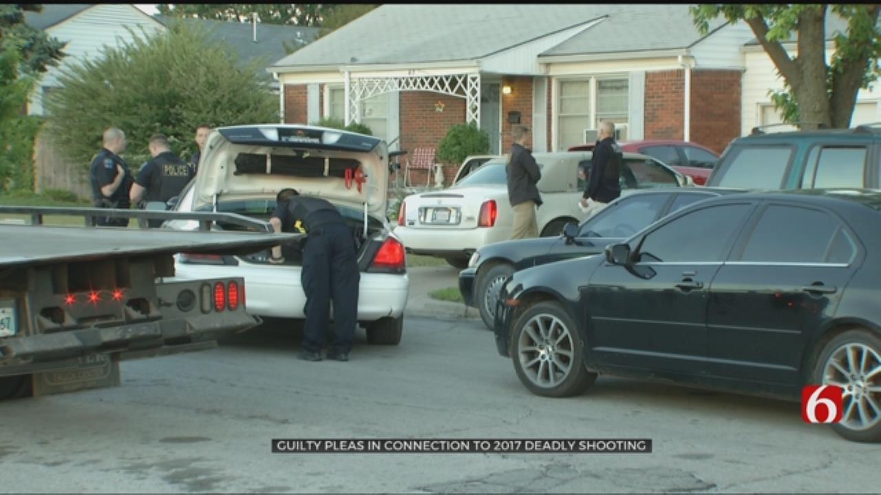2 Men Plead Guilty In 2017 Tulsa Homicide Case