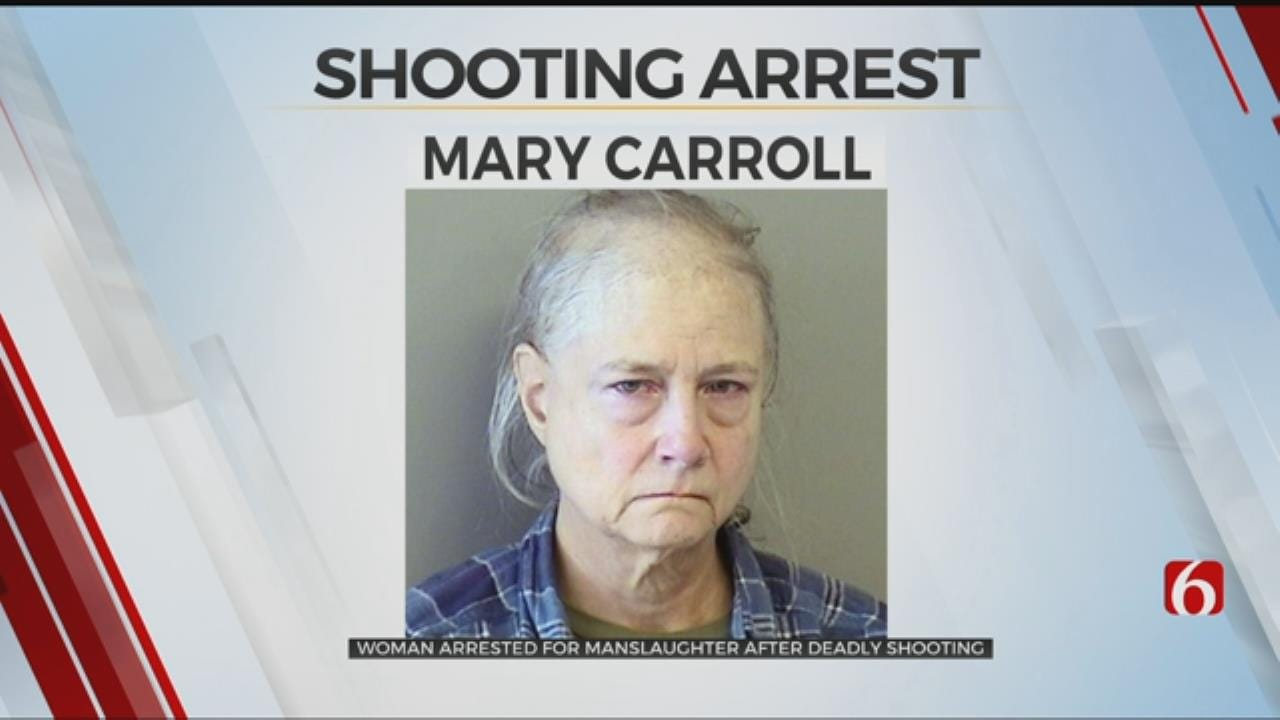 Woman In Jail After Fatally Shooting Boyfriend, Police Say