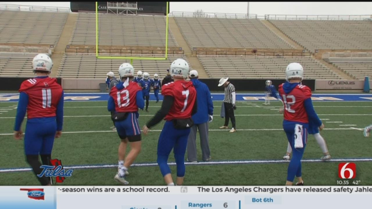 5 Spring Practices In The Books For TU