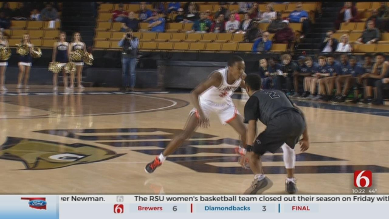 High School Basketball: Booker T Washington Beats Southmoore 61-59