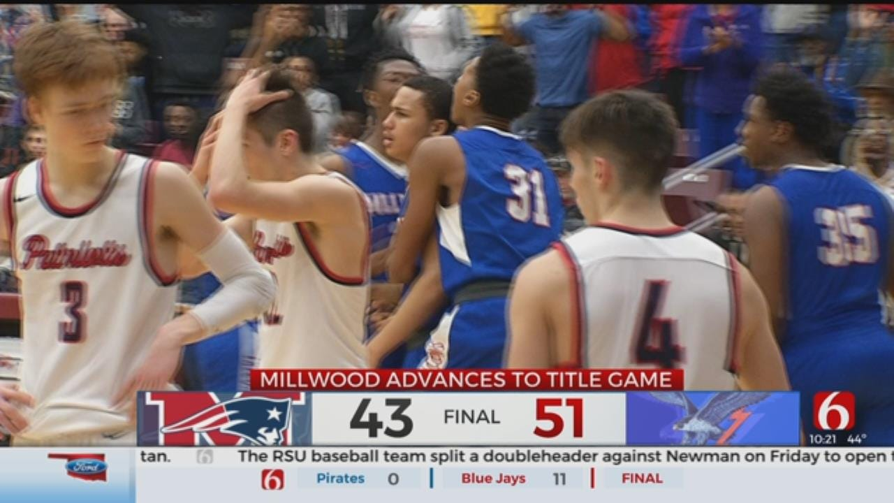 High School Basketball: Millwood Beats Metro Christian 51-43