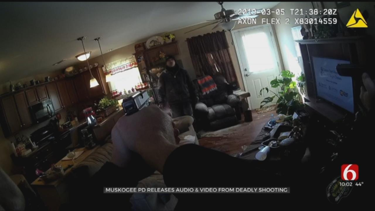 Frantic 911 Calls, Video Released In Deadly Muskogee Officer-Involved Shooting