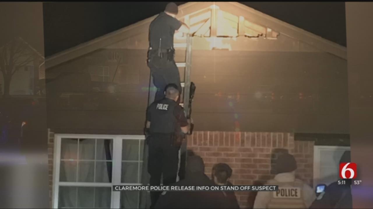 Claremore Police Arrest Suspect After Second Standoff