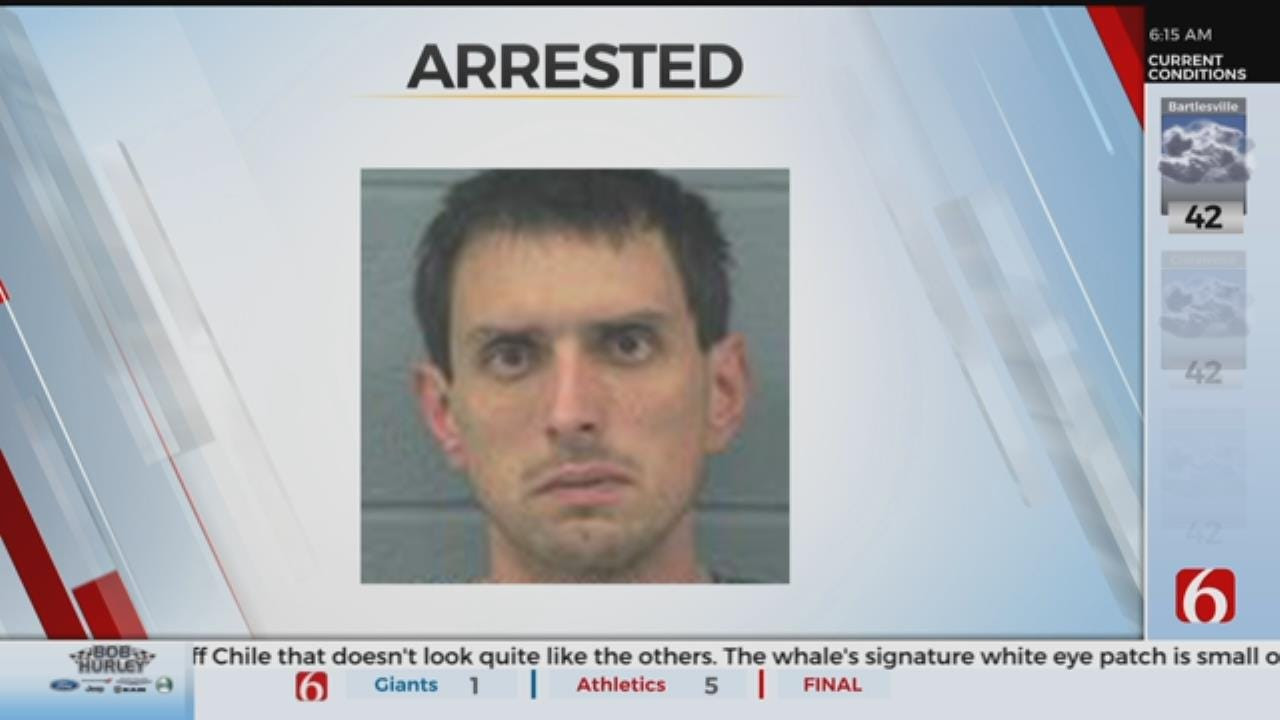 Claremore Police Arrest Suspect After Second Standoff
