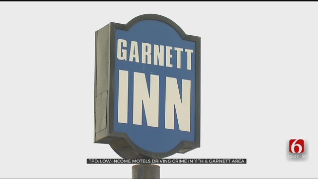 11th And Garnett Becoming Increasingly Dangerous, Tulsa Police Say