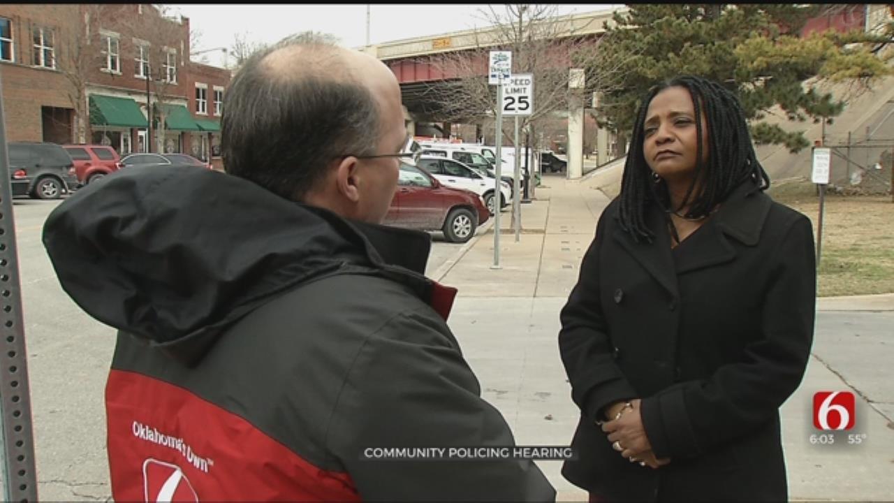 Activists Set Public Hearings on Racial Disparity
