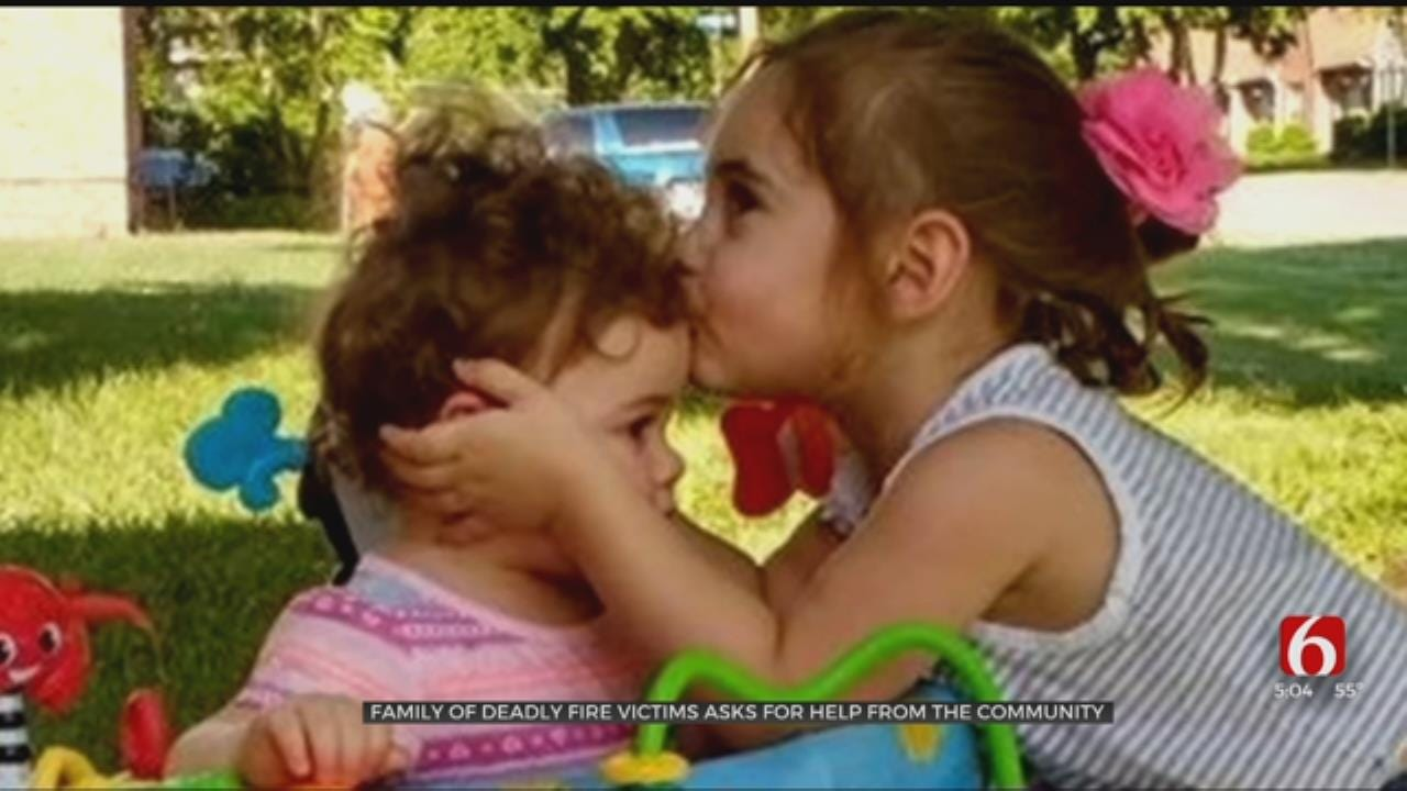 Family Of Broken Arrow Fire Victims Reaches Out To Community For Help