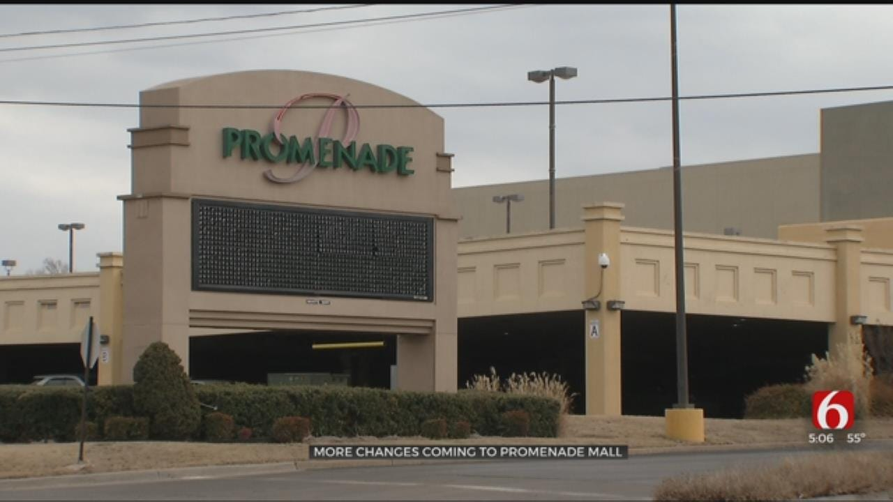Big Changes Coming To Tulsa's Promenade Mall