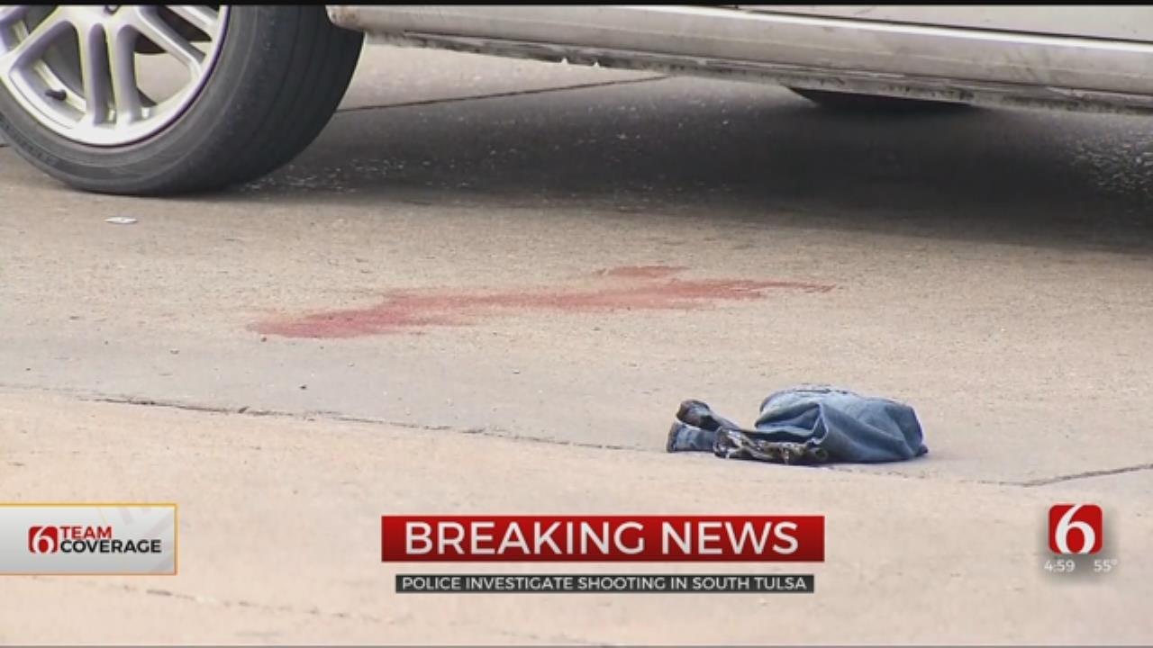 Tulsa Bystander Helps Shooting Victim Stop Bleeding