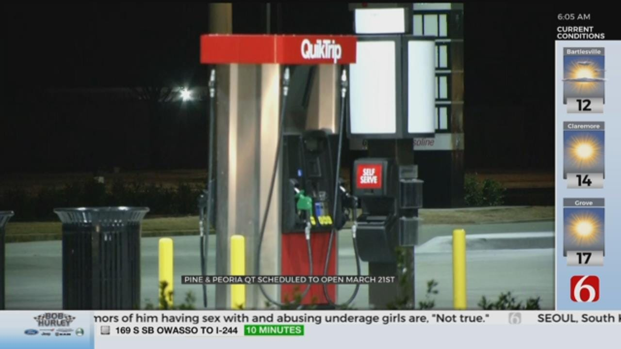 QuikTrip Sets Opening Date For New Tulsa Store