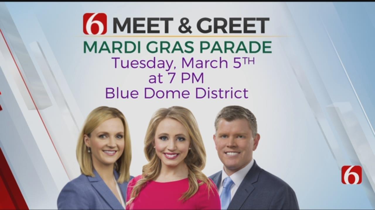 Celebrate Mardi Gras With News On 6