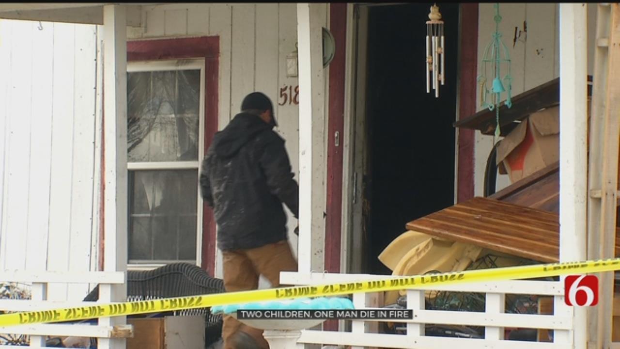 BREAKING UPDATE: 3 Killed In Broken Arrow House Fire