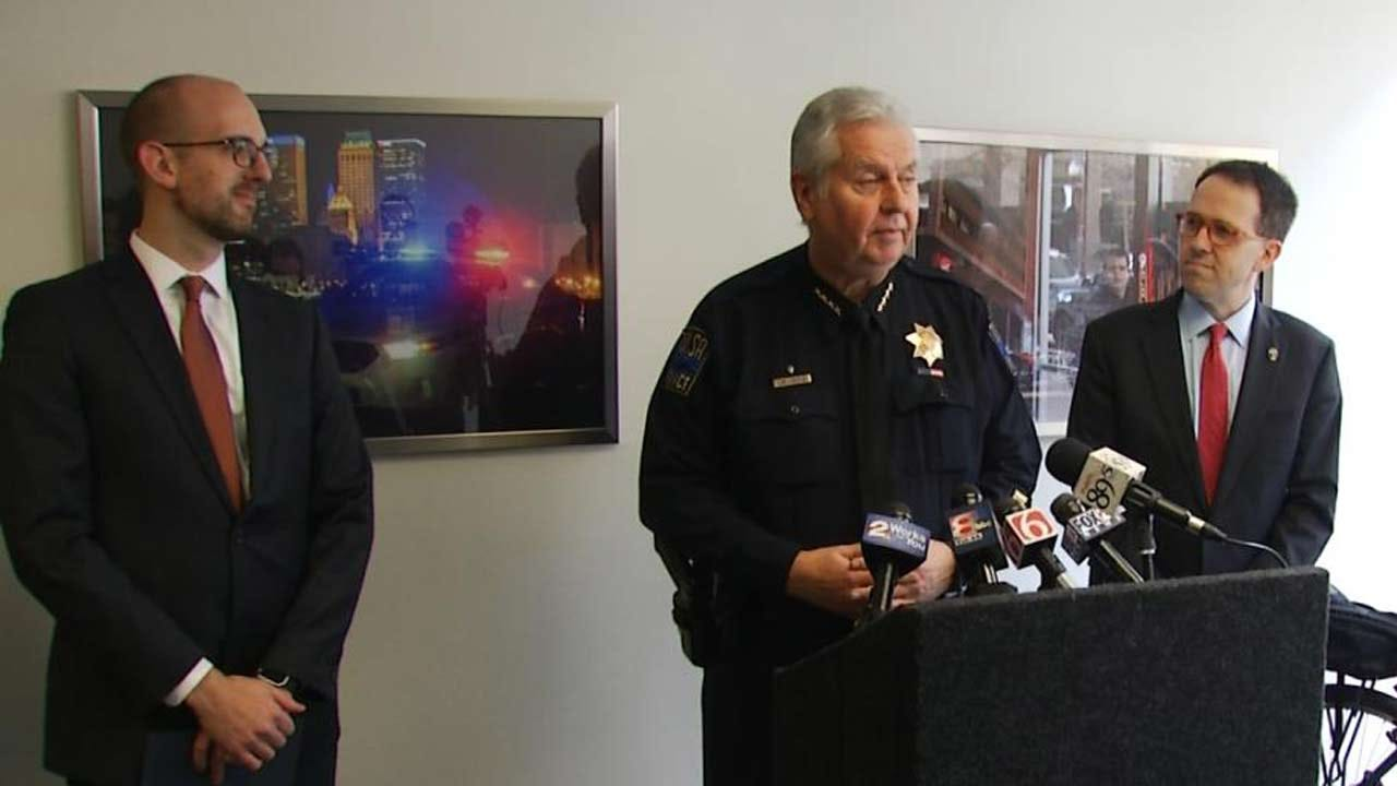 Growth Of Downtown Tulsa Prompts Increased Police Service