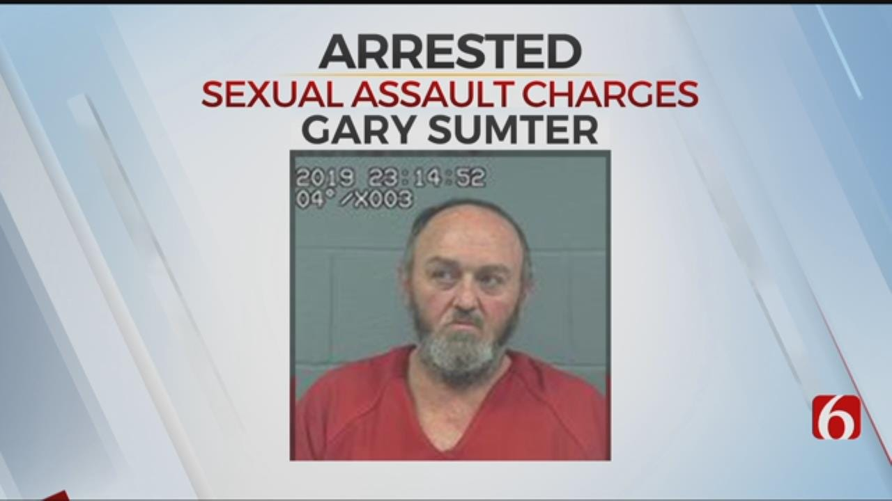 Rogers County Man Accused Of Sexually Assaulting Line Worker
