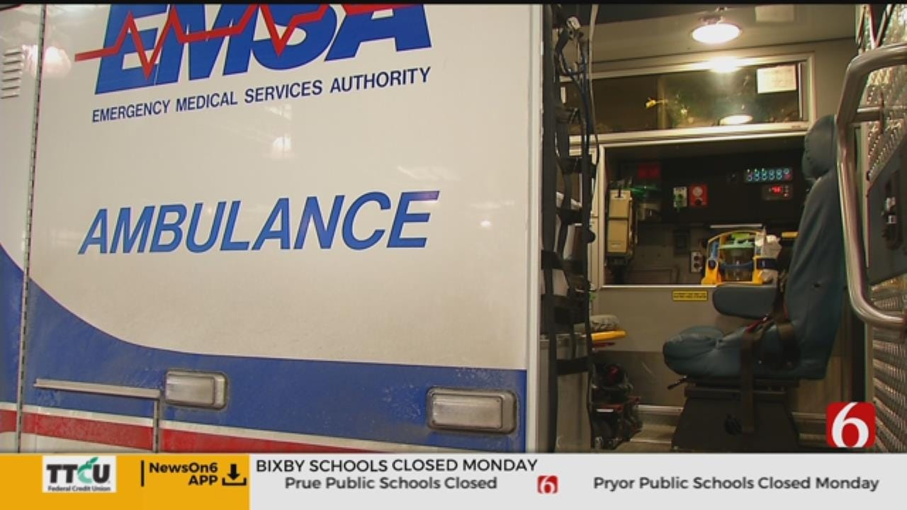 Frigid Temperatures Cause First Responders To Issue Warning