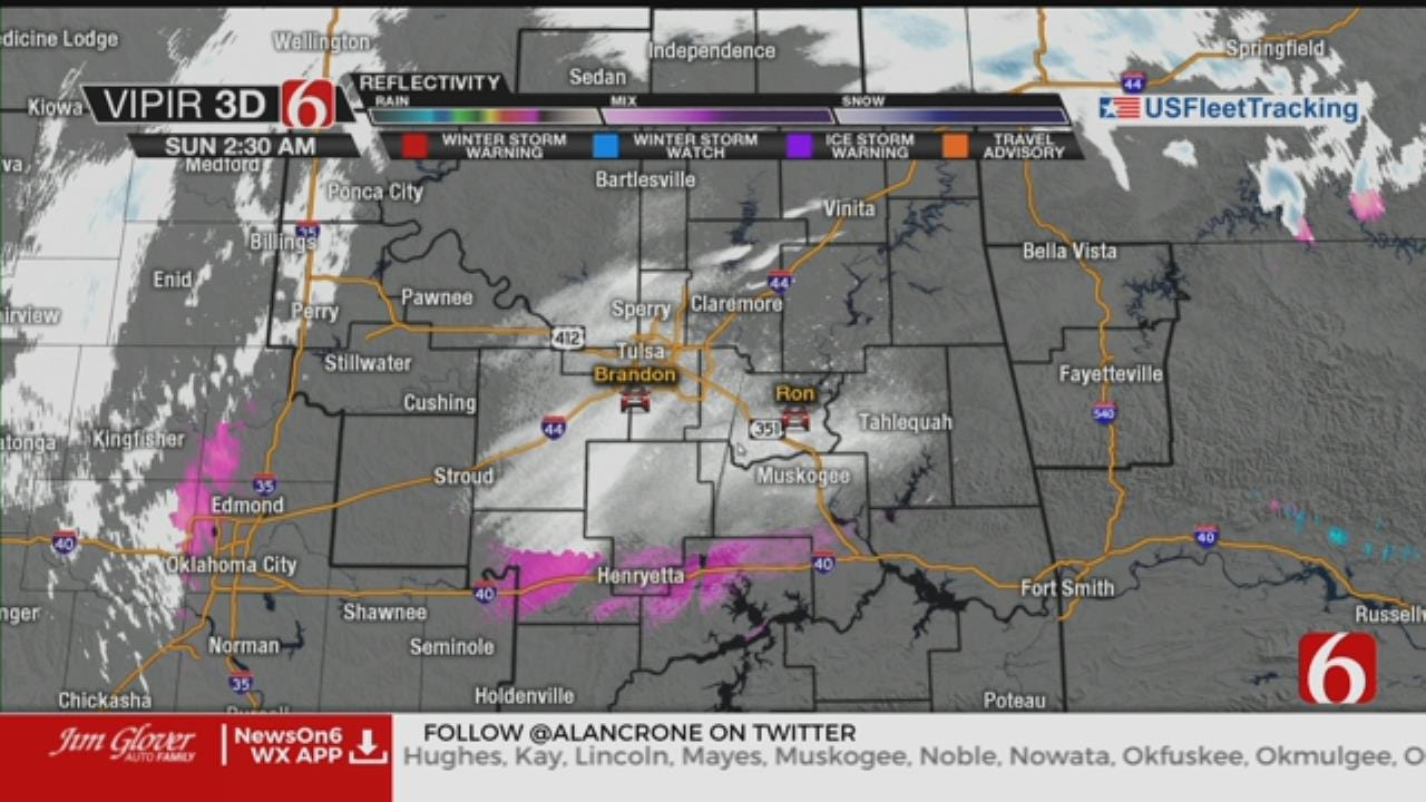 Winter Weather Update With Stacia Knight