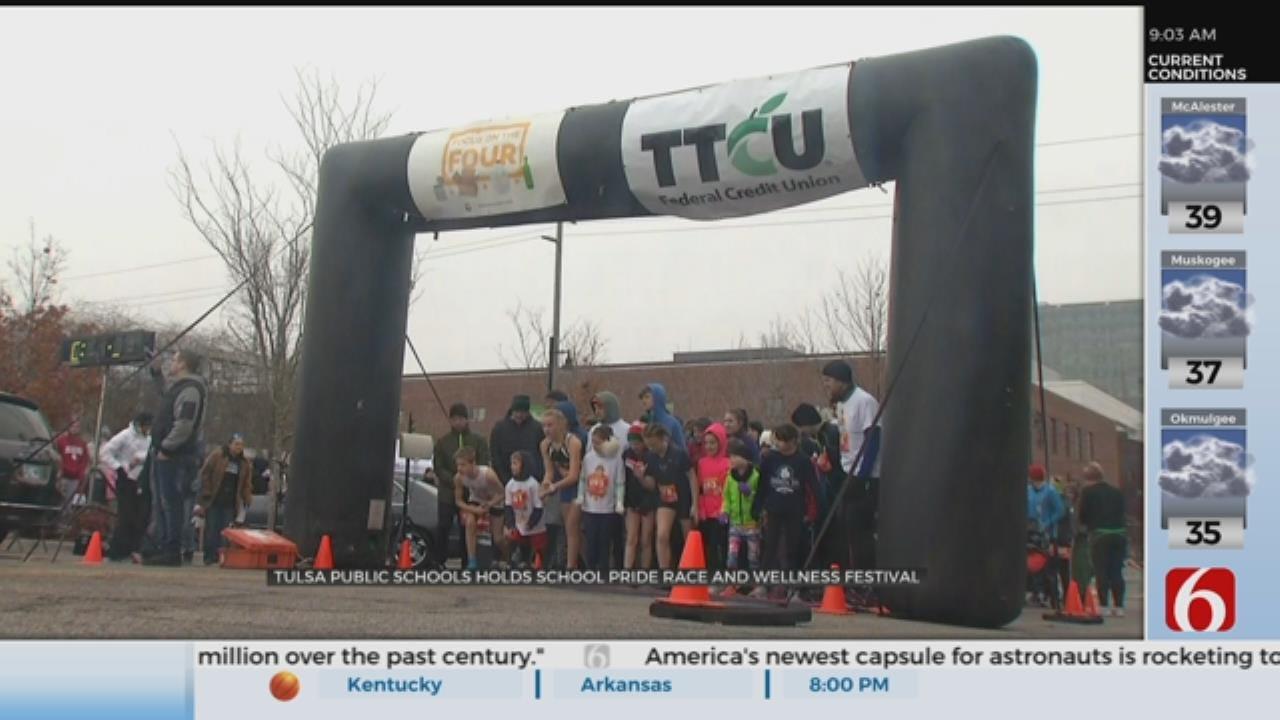 School Pride Race And Wellness Festival Raising Money For School Programs