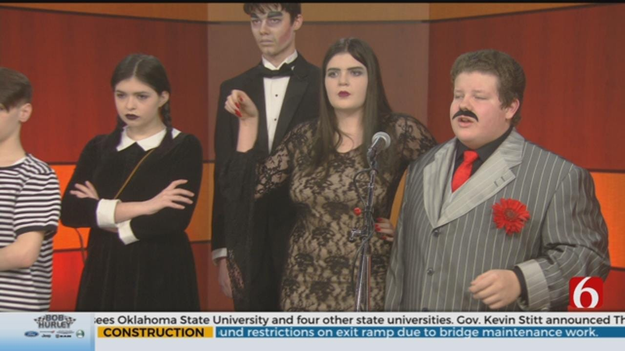 WATCH: Edison Students Perform Song From Upcoming Musical
