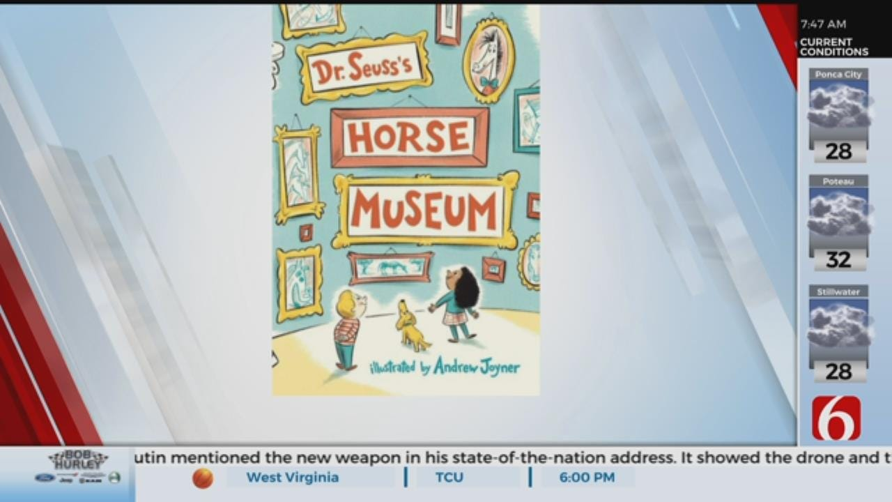 Never-Before Released Dr. Seuss Book To Be Released This Fall