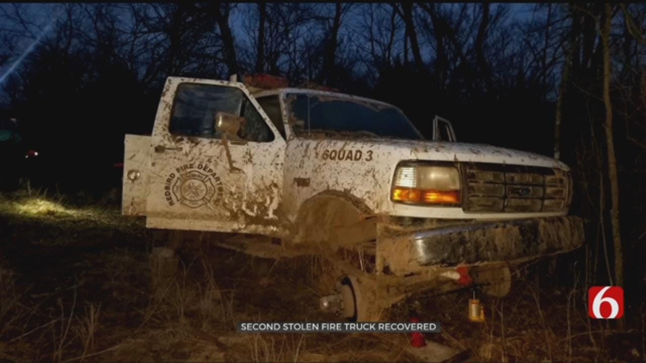 Red Bird Fire Department In Critical Need After Trucks Stolen, Stripped