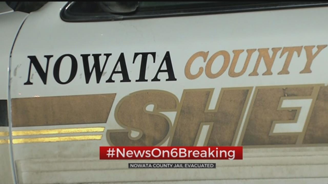 Nowata County Jail Evacuated Due To High Carbon Monoxide Levels