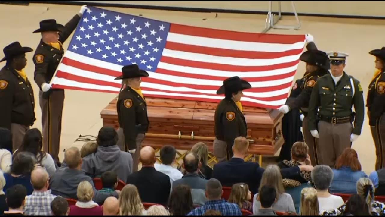 WATCH: End Of Watch Call For Undersheriff Monty Johnson