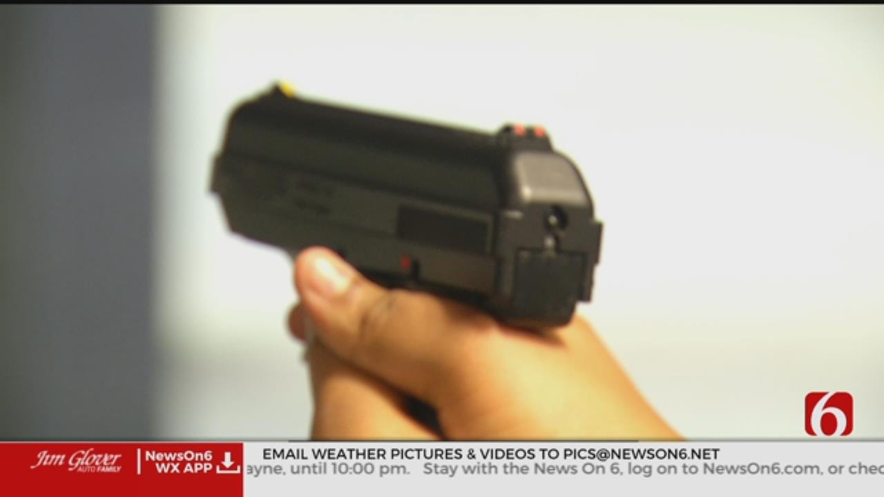Tulsans React To Permitless Carry Bill
