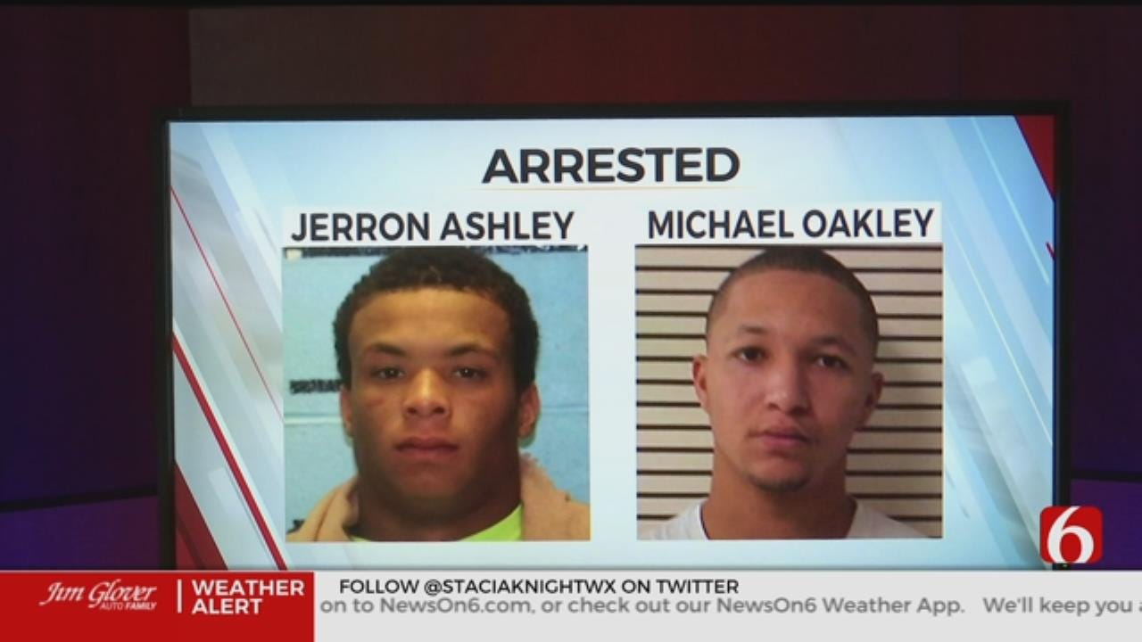 2 Arrested In Wagoner County After Bar Fight