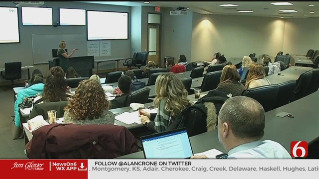 Development Programs For Novice Teachers Held Across Oklahoma