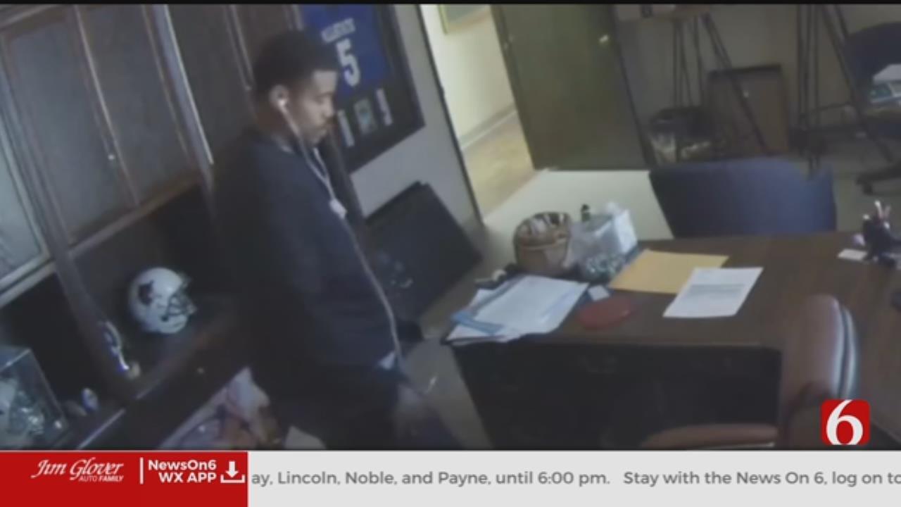 Tulsa Businessman Offers Reward To Catch Repeat Thief
